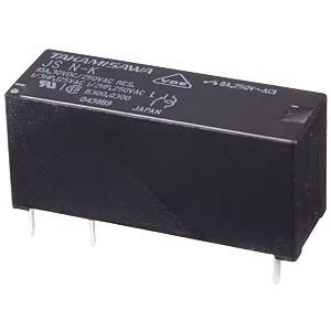 POWER RELAY, SPDT NO, NC, 400 VAC, 9 VDC, 8A