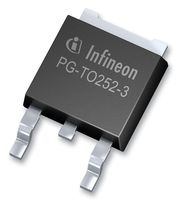 MOSFET, N-CH, 800V, 3.9A, TO-252-3
