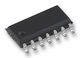 MOSFET/IGBT DRIVER, HIGH SIDE, SOIC-14