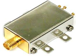 Coaxial Voltage Controlled Oscillator Linear Tuning 300 to 520 MHz