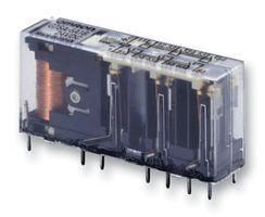 RELAY, 3PST-NO, 1NC, 250VAC, 125VDC, 6A