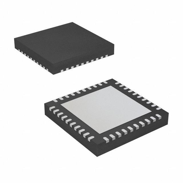 IC, 24 bit DAC, W/HDPN & SPKR AMPS 40QFN, Audio 96k