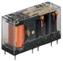 SAFETY RELAY, 4PST-3NO/1NC, 24VDC, 6A