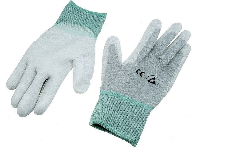 PROTECTIVE GLOVE-ESD-RS3/M, SIZE 7