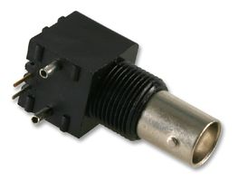 RF COAXIAL, BNC, RIGHT ANGLE JACK, 50OHM