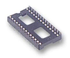 SOCKET IC, DIL, TUBE/34, 14WAY
