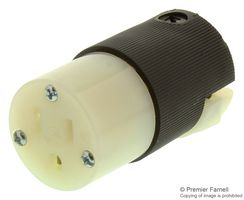 CONNECTOR HOSPITAL GRADE PWR ENTRY SOCKET 15A