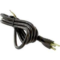POWER CORD, NEMA5-15P, 79IN, 13A, BLACK