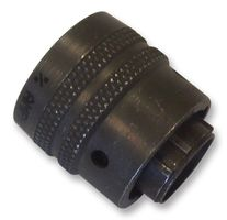 CONNECTOR, CIRCULAR, SIZE 8, 4WAY