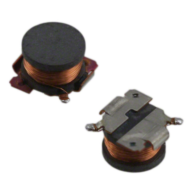 FIXED IND 2.5MH 37MA, 81 OHM, 2.5mH Unshielded Wirewound Inductor 37mA 81 Ohm Max Nonstandard, SMD